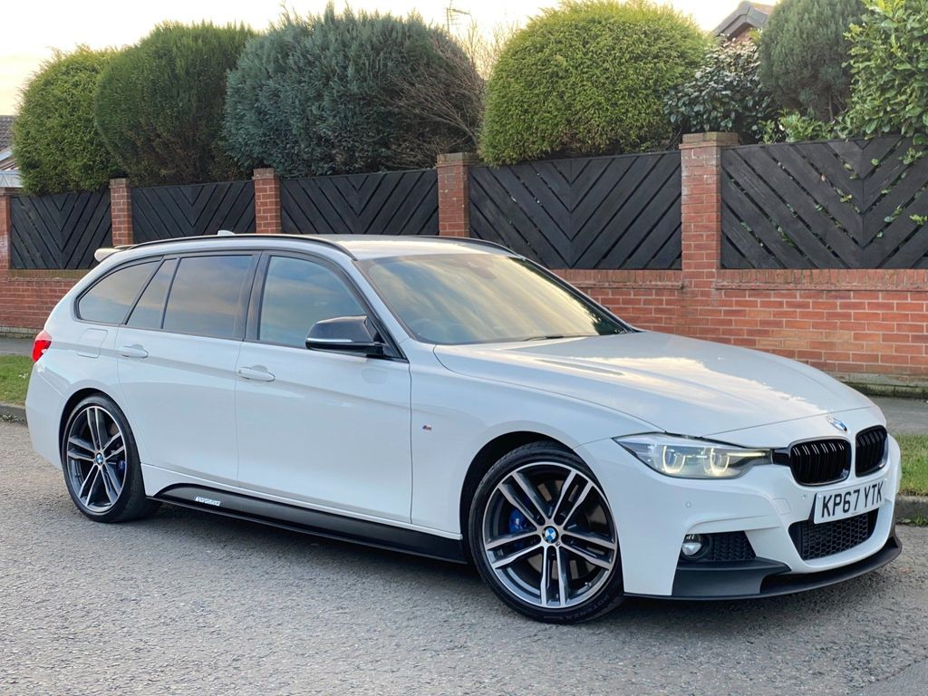 BMW 3 Series Estate 3.0 330d M Sport Shadow Edition Touring Auto (s/s) 5dr