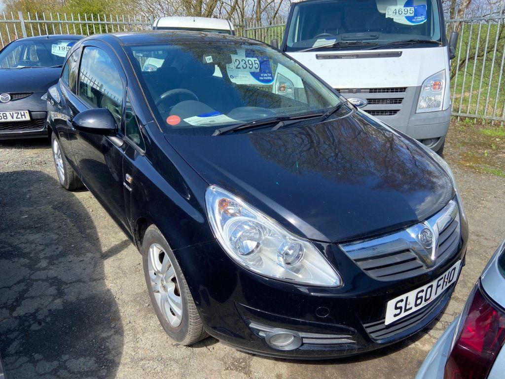 Vauxhall Corsa Hatchback 1.3 CDTi ecoFLEX 16v Energy 3dr (a/c)
