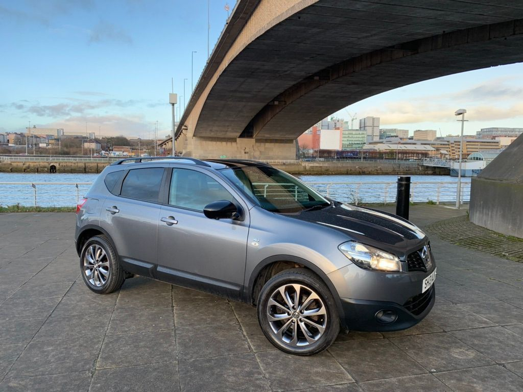 Nissan Qashqai SUV 1.6 dCi 360 4WD (s/s) 5dr