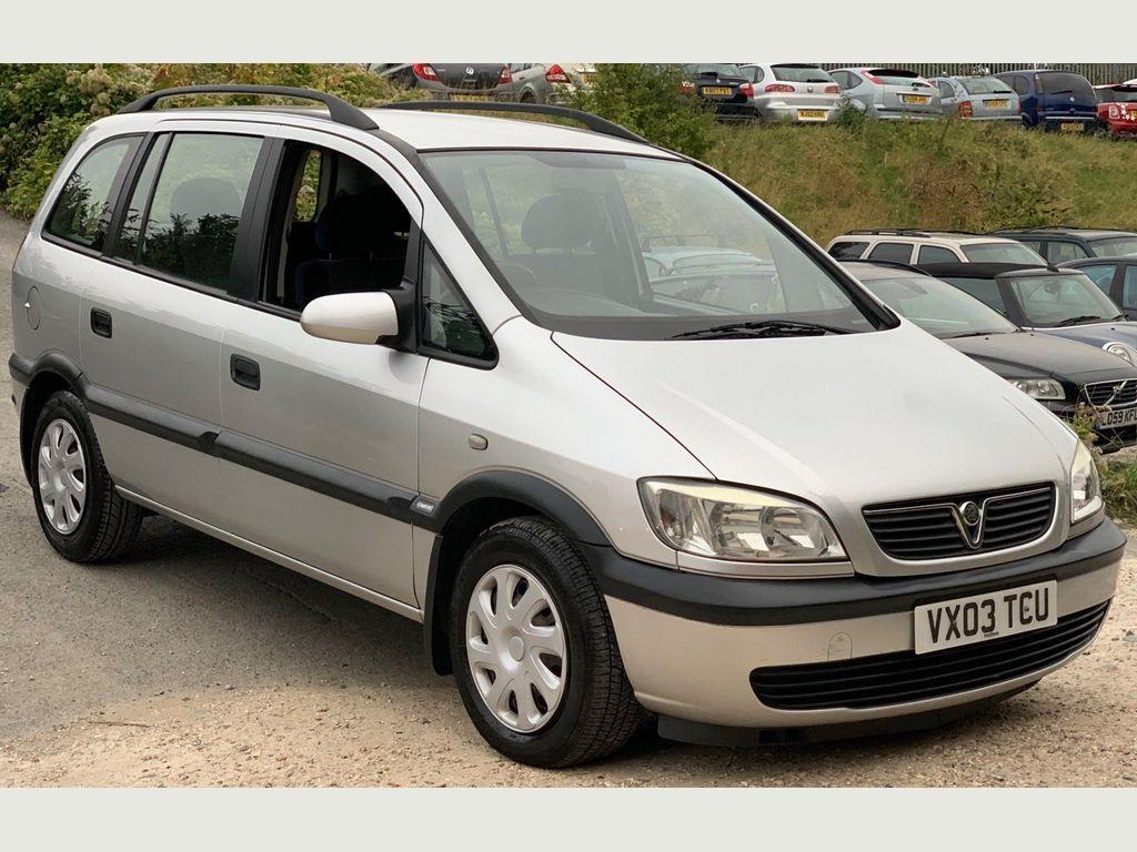 Vauxhall Zafira MPV 1.8 i 16v Comfort 5dr