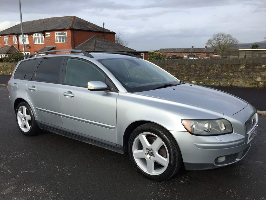 Volvo V50 Estate 2.4 SE Geartronic 5dr
