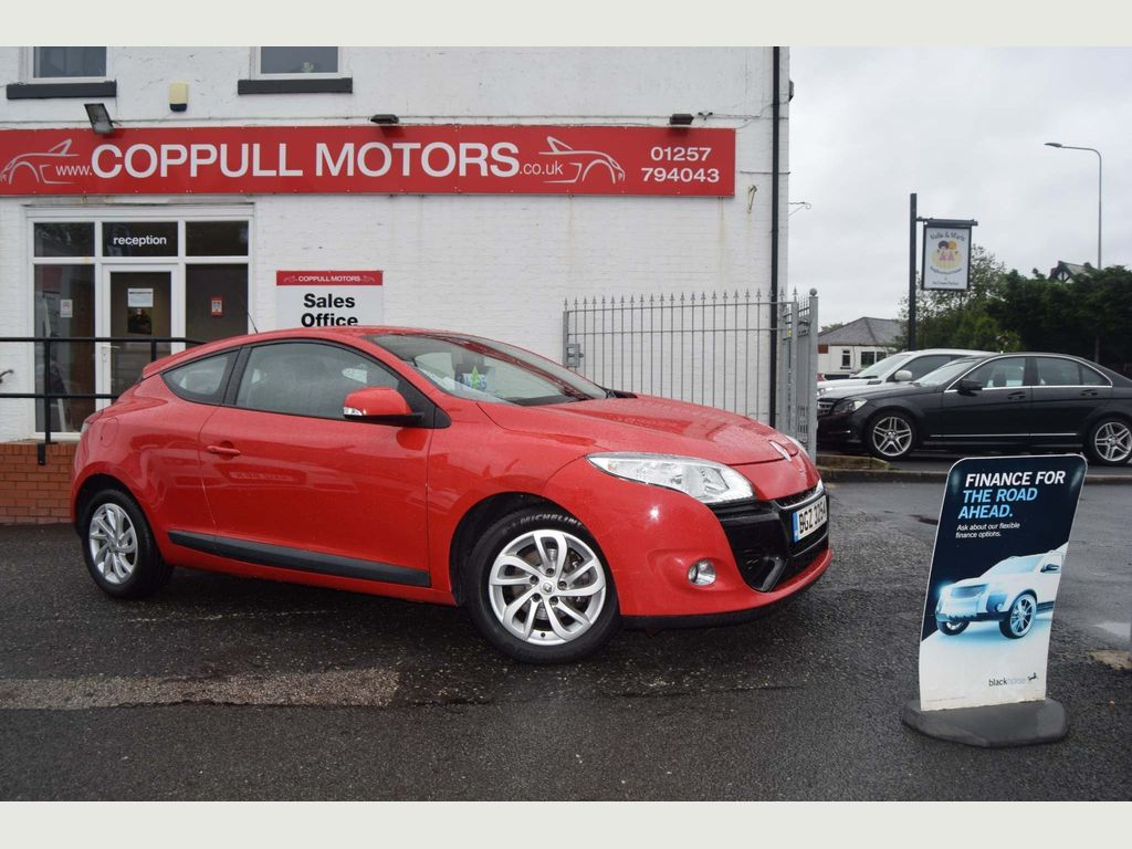 Renault Megane Coupe 1.5 dCi Expression + (s/s) 3dr