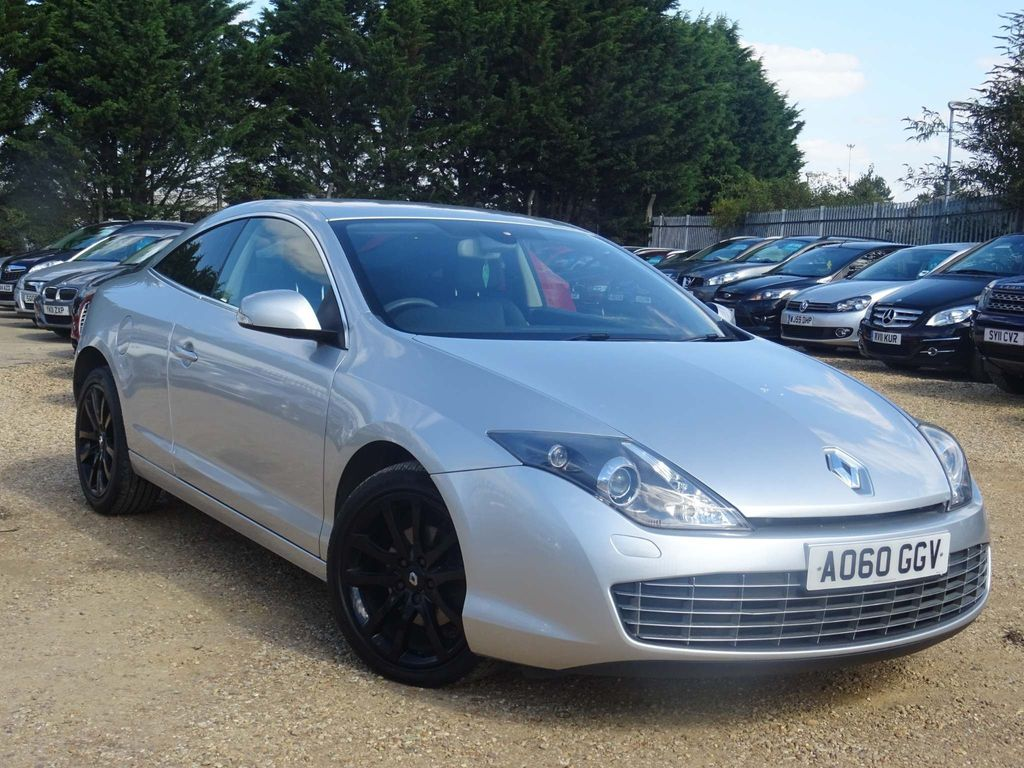 Renault Laguna Coupe 2.0 dCi TomTom Edition 2dr (Tom Tom)