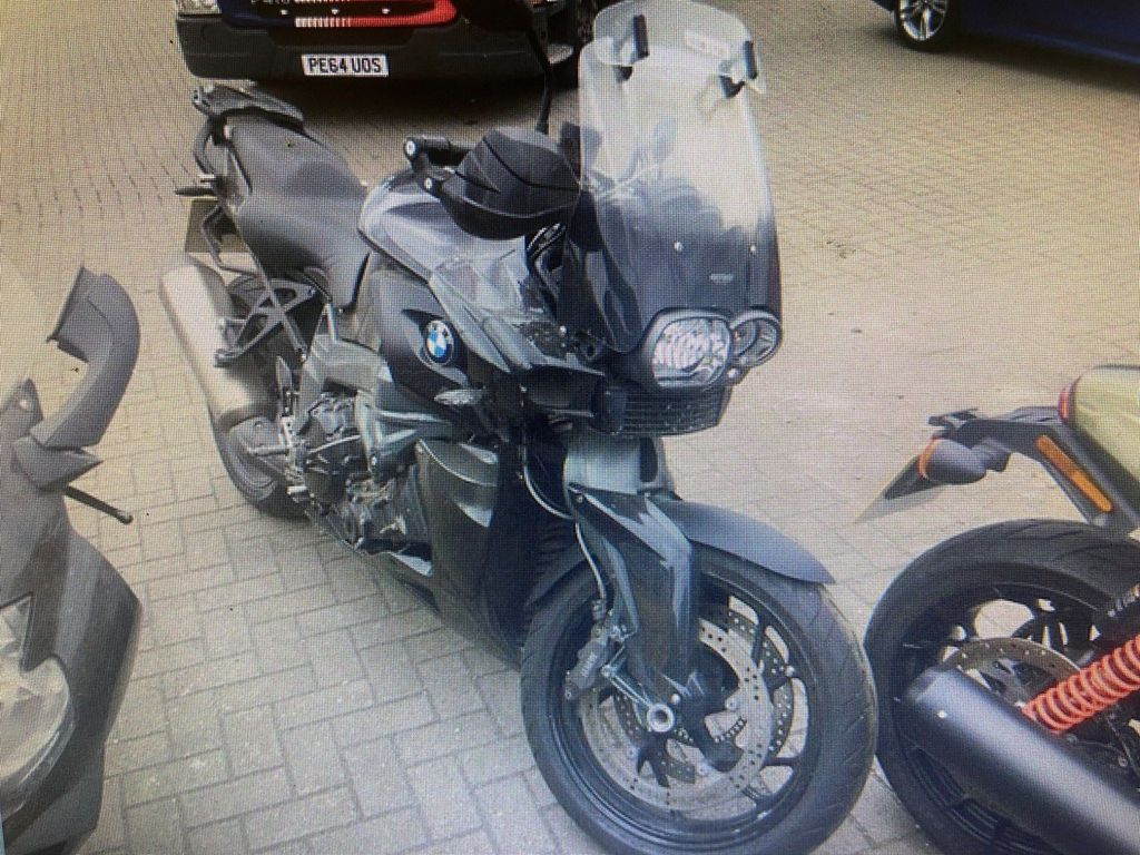 BMW K1300R Naked K1300R
