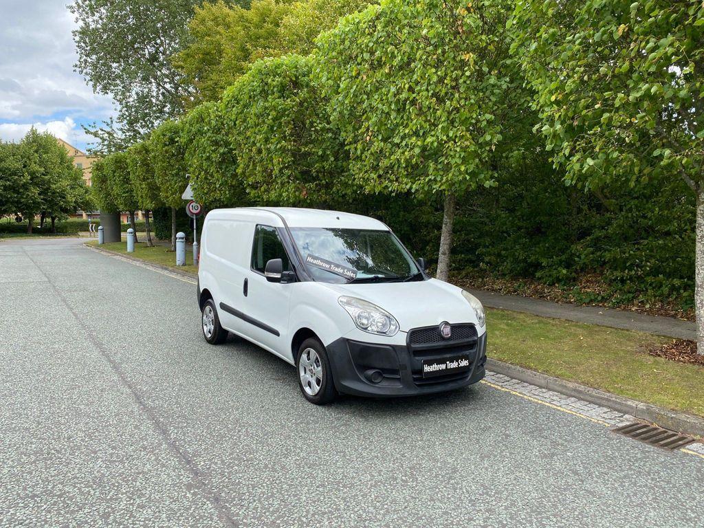 Fiat Doblo Panel Van 1.3 JTD MultiJet 16v L1 Panel Van (s/s) 4dr