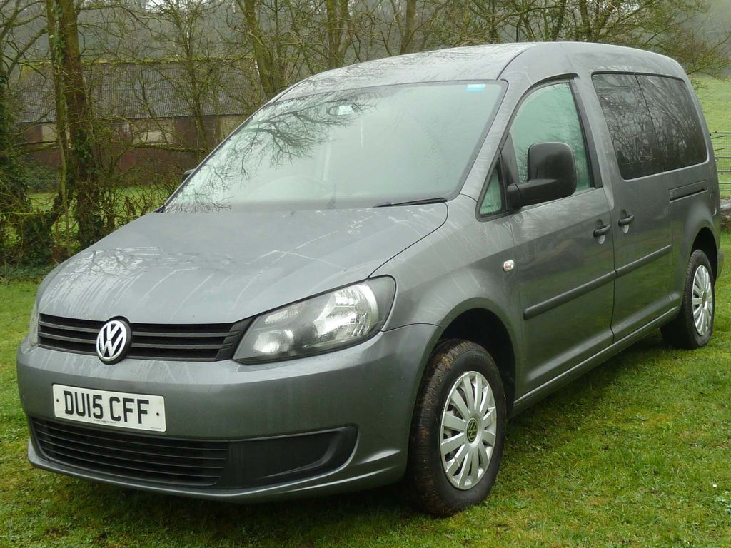Volkswagen Caddy Maxi Other 1.6 TDI C20 Maxi Kombi 5dr (5 Seats)