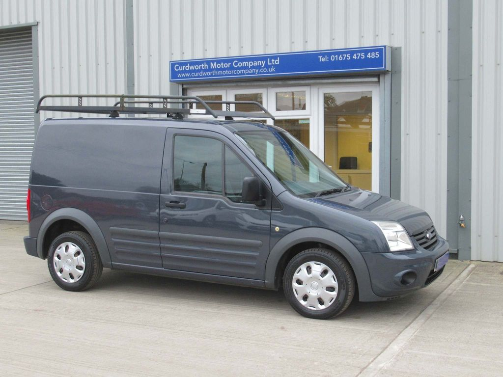 Ford Transit Connect Panel Van 1.8 TDCi T200 SWB Trend Panel Van 4dr DPF