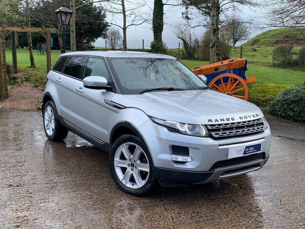 Land Rover Range Rover Evoque SUV 2.2 ED4 Pure Tech 2WD 5dr
