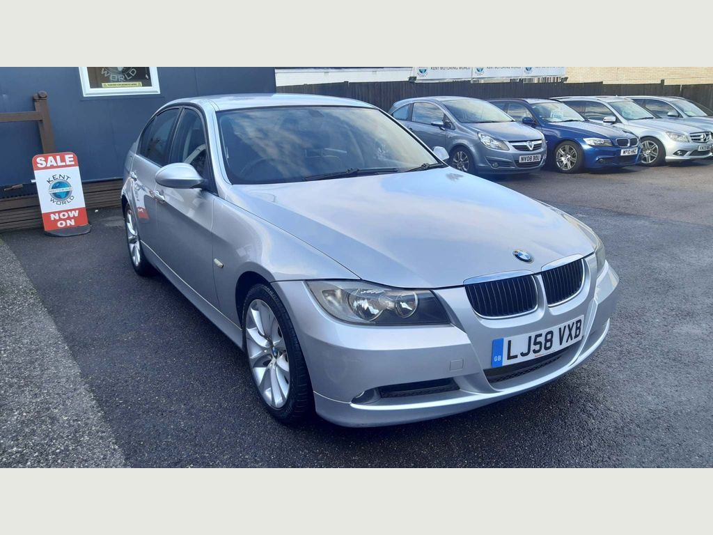 BMW 3 Series Coupe 2.0l 320D M Sport
