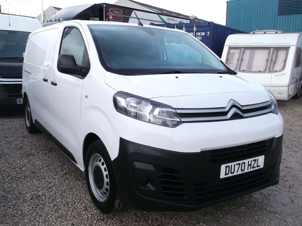 Citroen Dispatch Panel Van 1.5 BlueHDi 1000 Enterprise M MWB EU6 (s/s) 6dr