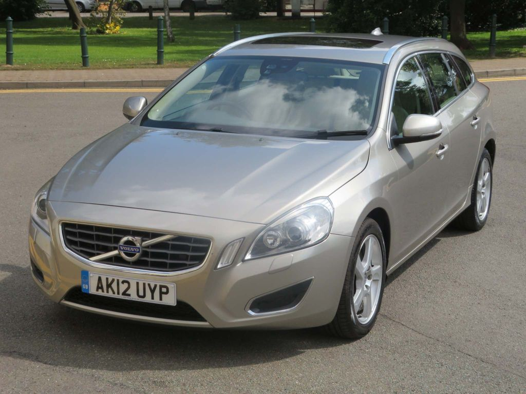 Volvo V60 Estate 2.4 D5 SE Geartronic 5dr