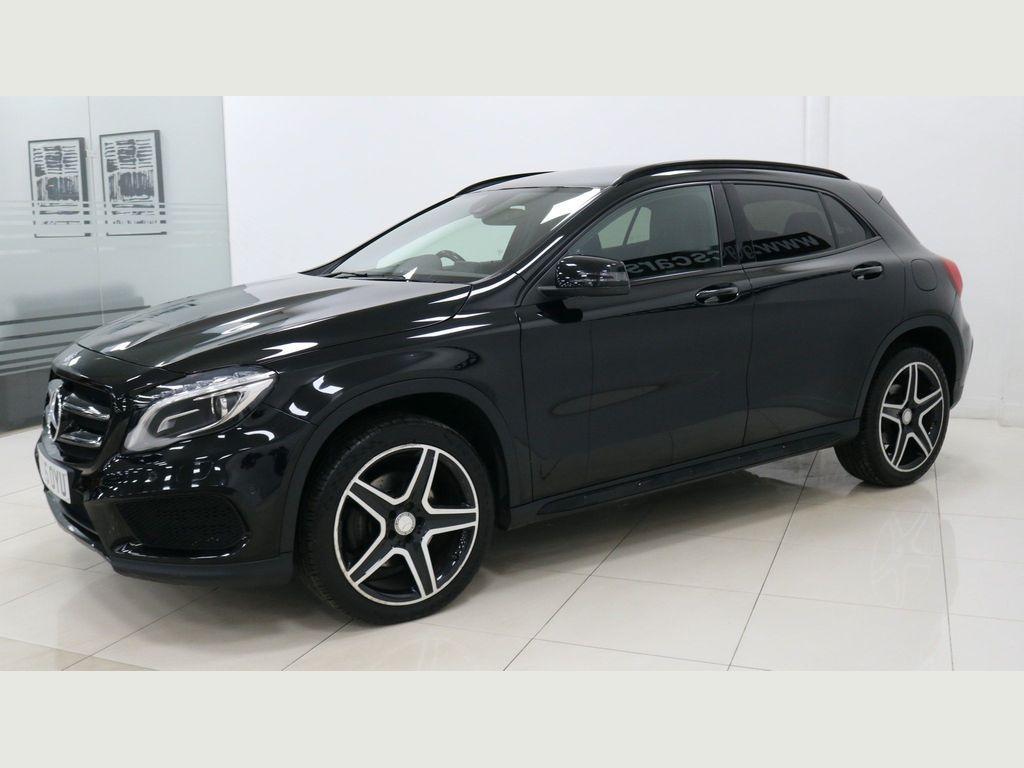 Mercedes-Benz GLA Class SUV 2.1 GLA220 CDI AMG Line (Premium) 4MATIC 5dr