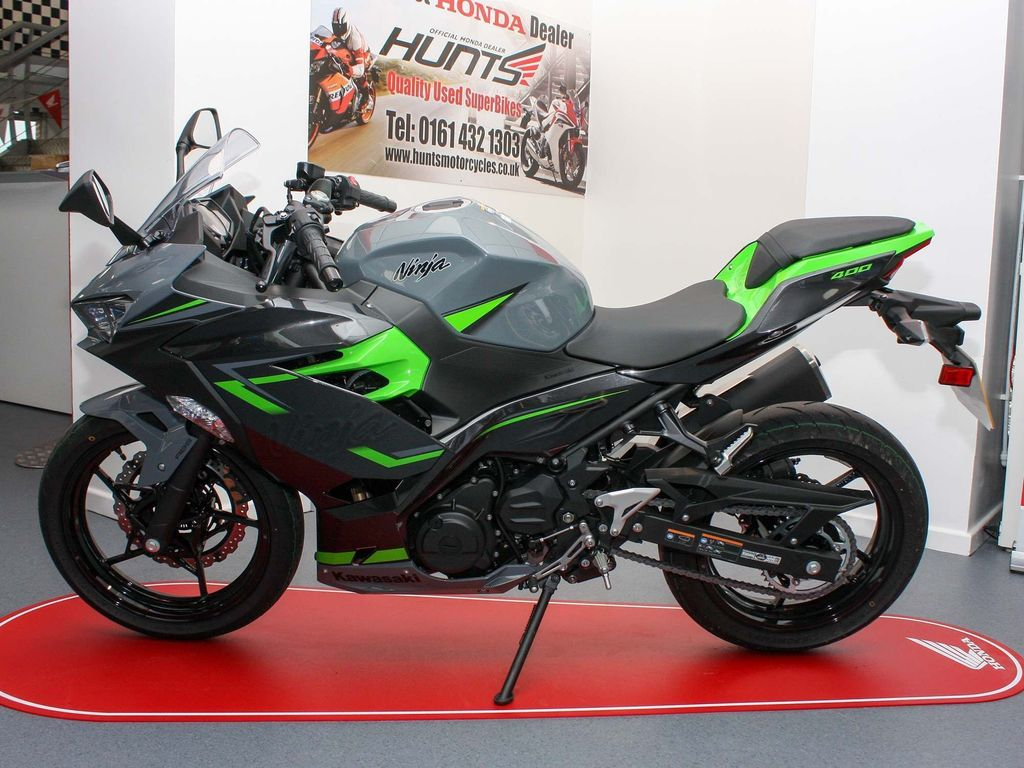 Kawasaki Ninja 400 Super Sports 400 ABS