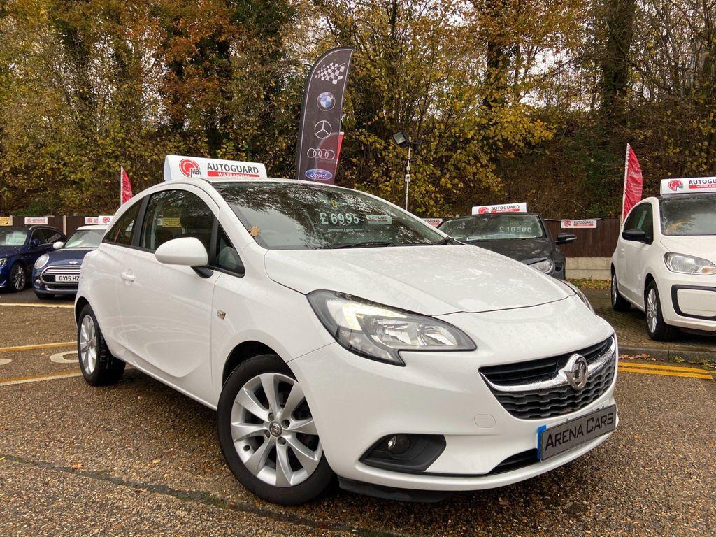 Vauxhall Corsa Hatchback 1.4i ecoFLEX Energy 3dr