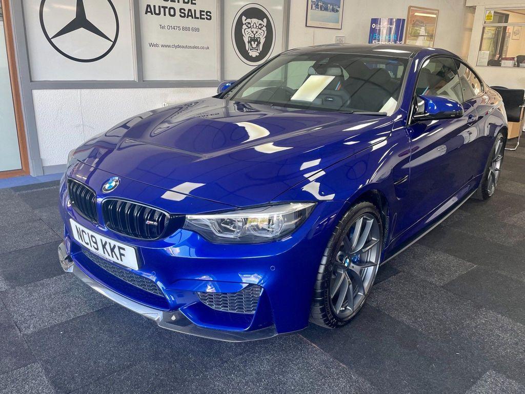 BMW M4 Coupe 3.0 BiTurbo CS DCT (s/s) 2dr