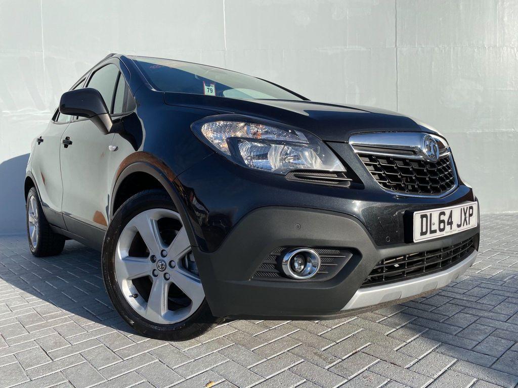 Vauxhall Mokka Hatchback 1.4 16v Turbo Exclusiv 4x4 (s/s) 5dr