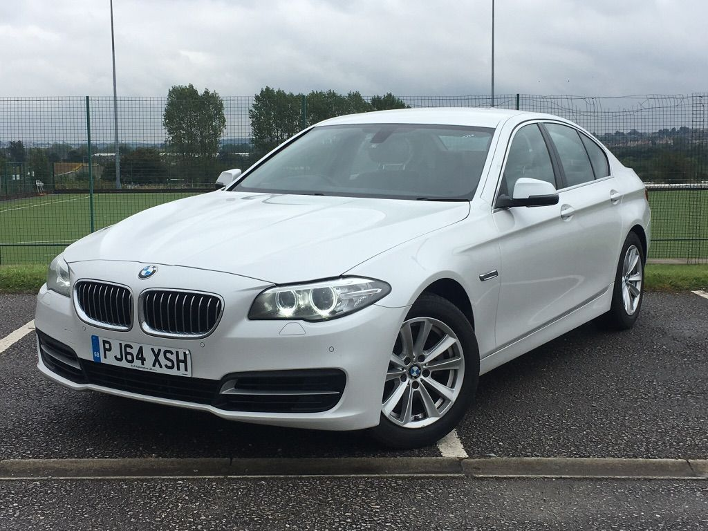 BMW 5 SERIES Saloon 2.0 518d SE 4dr