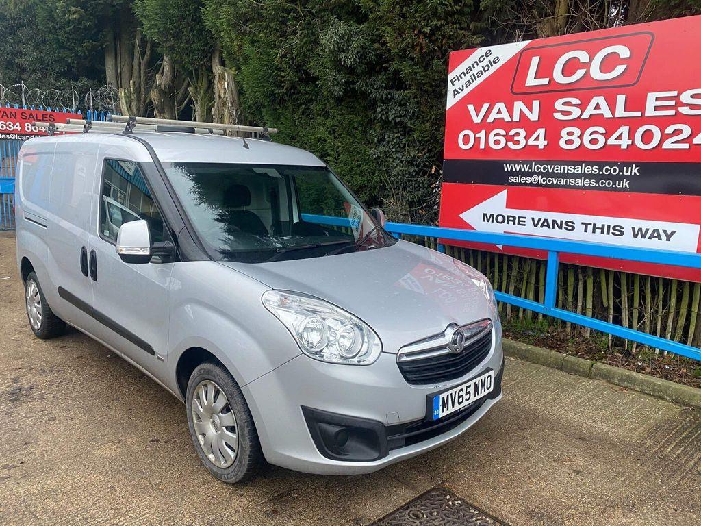 Vauxhall Combo Panel Van 1.3 CDTi 2300 ecoFLEX 16v Sportive Panel Van L2 H1 (s/s) 3dr