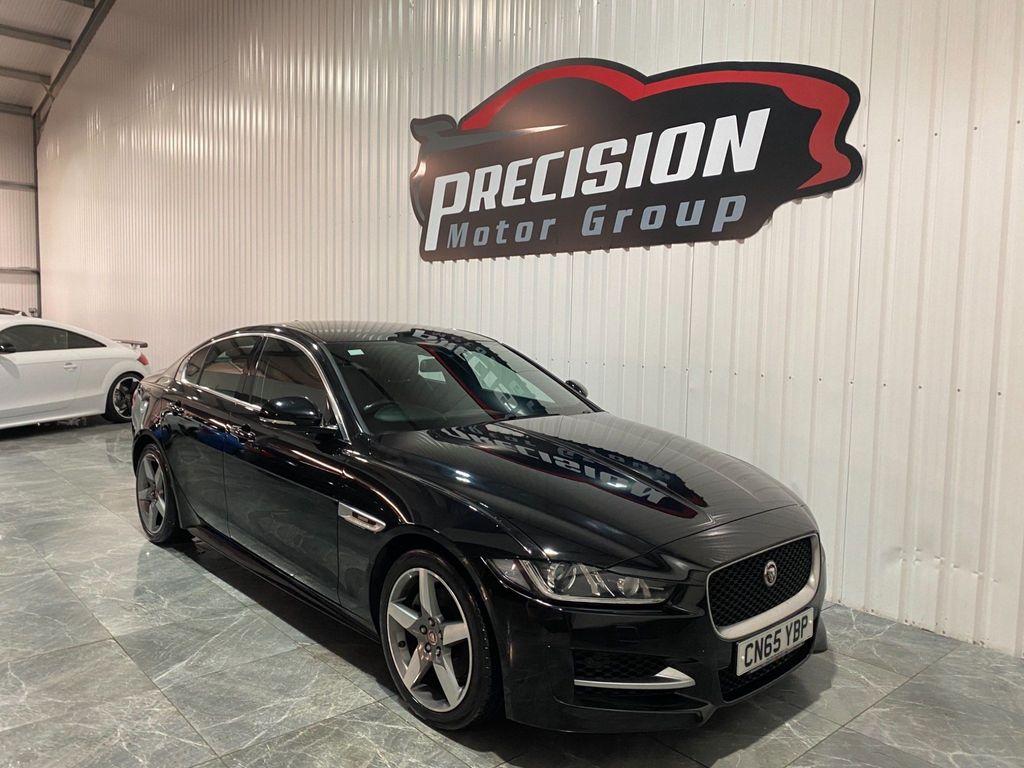 Jaguar XE Saloon 2.0d R-Sport Auto (s/s) 4dr