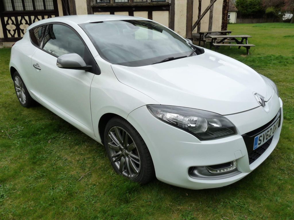 Renault Megane Coupe 1.2 TCe GT Line TomTom (s/s) 3dr
