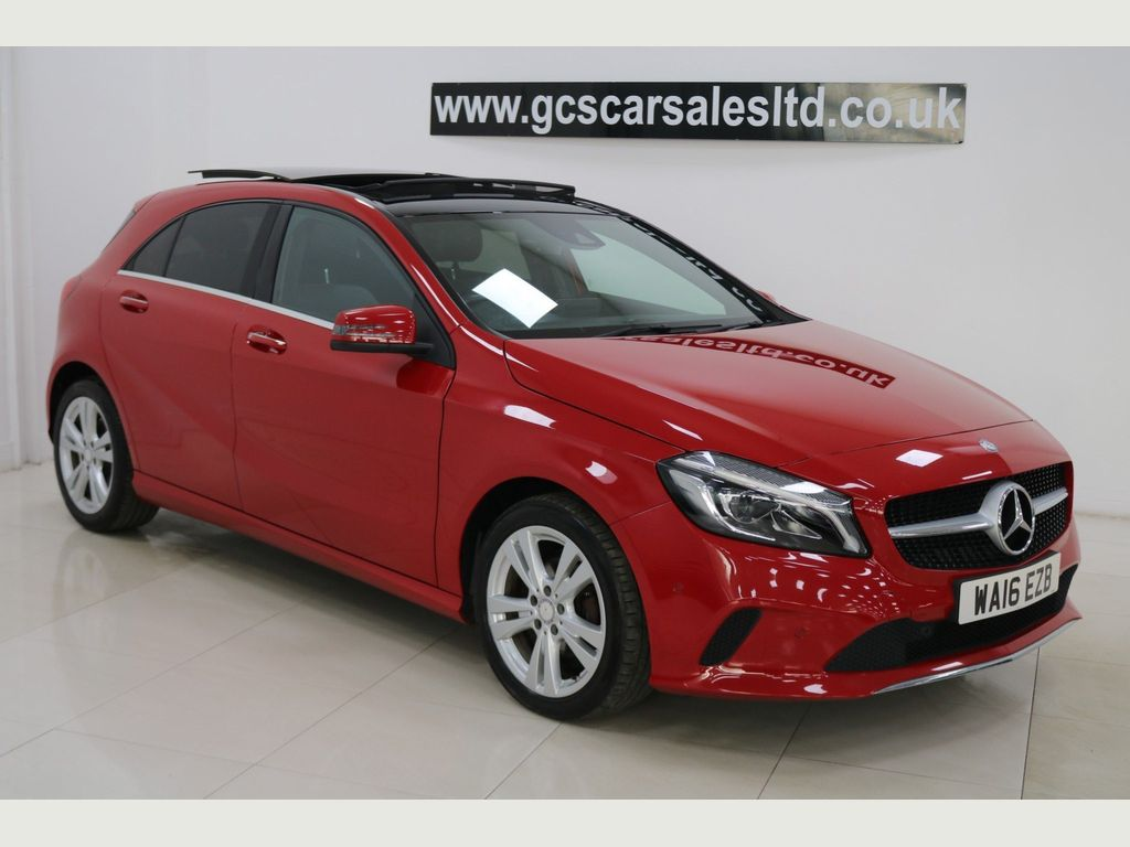 Mercedes-Benz A Class Hatchback 1.5 A180d Sport (Premium Plus) 7G-DCT (s/s) 5dr