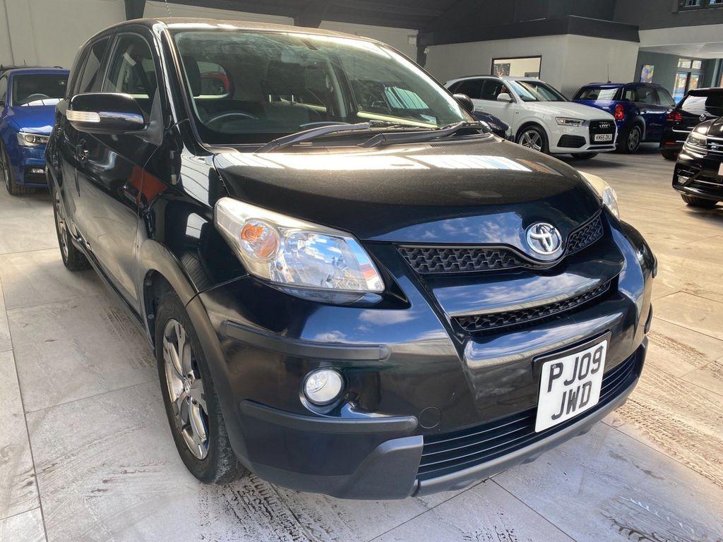 Toyota Urbancruiser Hatchback 1.33 VVT-i 5dr