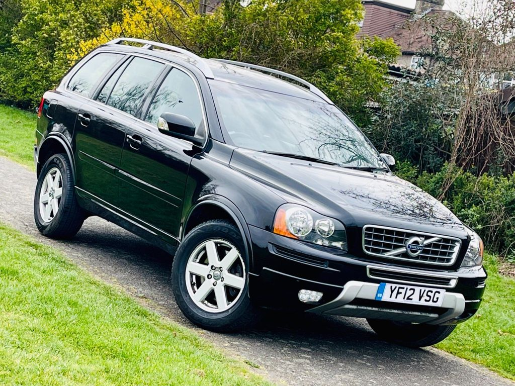 Volvo XC90 SUV 2.4 D5 ES Geartronic 4WD 5dr