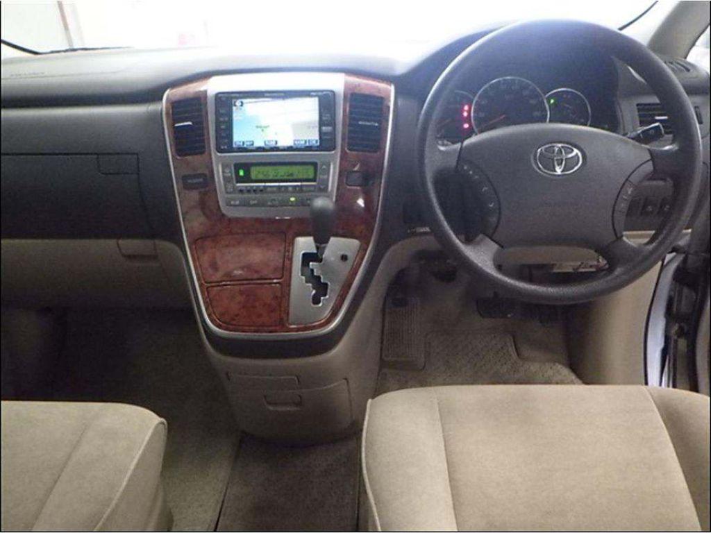 Toyota Alphard Unlisted AX L Edition
