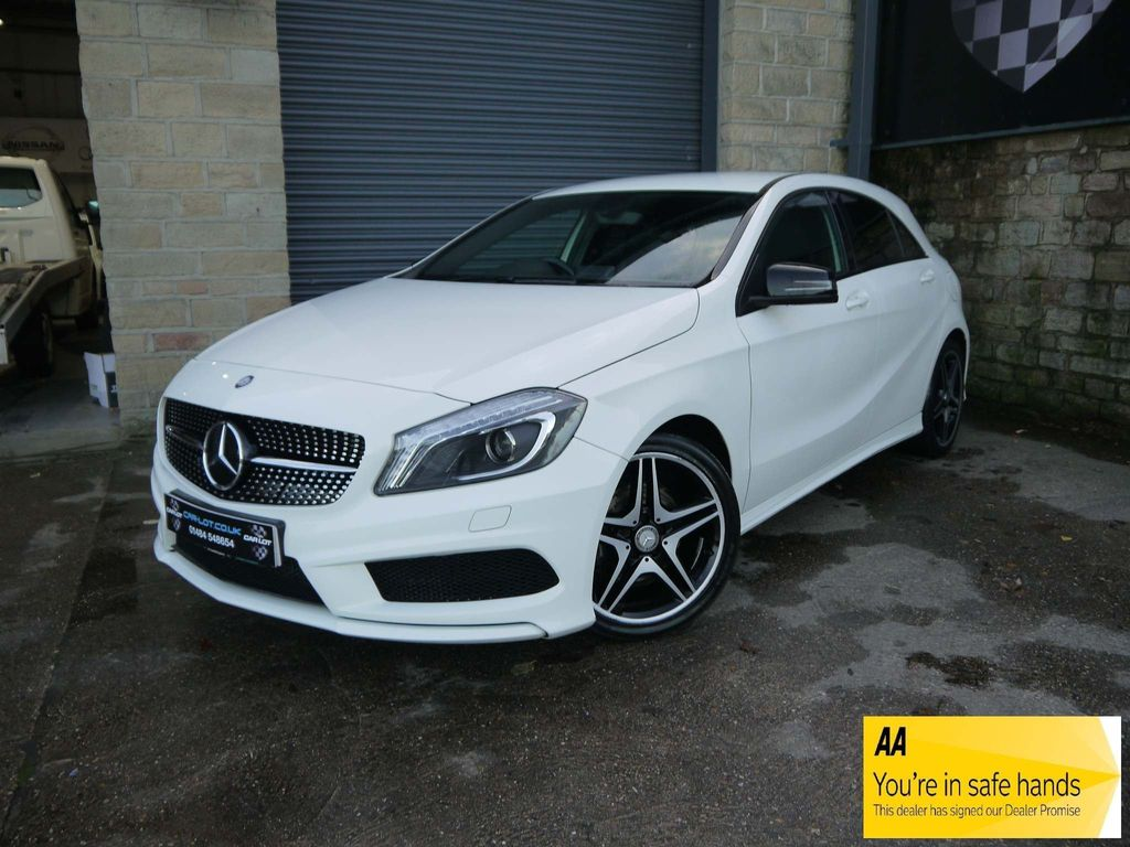 Mercedes-Benz A Class Hatchback 1.5 A180 CDI Night Edition 5dr (E6)
