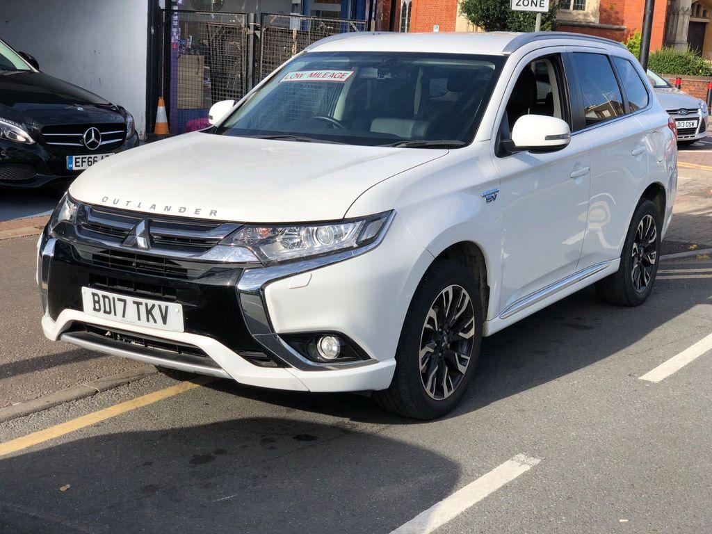 Mitsubishi Outlander SUV 2.0h 12kWh Kotu CVT 4WD (s/s) 5dr