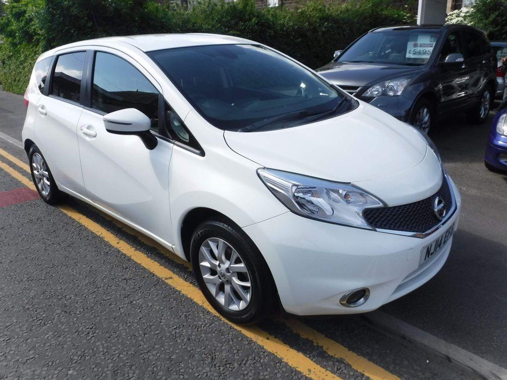 Nissan Note Hatchback 1.2 Acenta Premium (Style Pack) 5dr