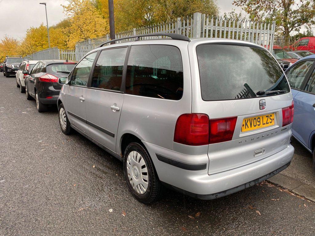 SEAT Alhambra MPV 2.0 TDI Ecomotive 5dr