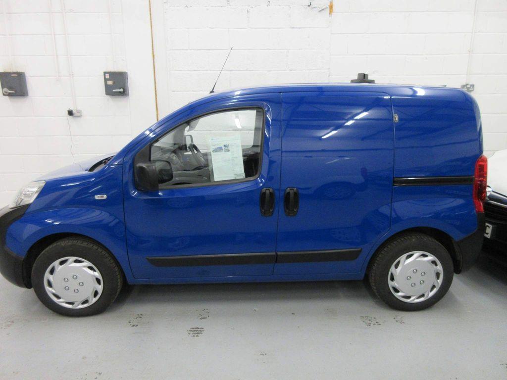 Fiat Fiorino Panel Van 1.3 JTD Multijet II Cargo SX Panel Van 3dr (EU5)