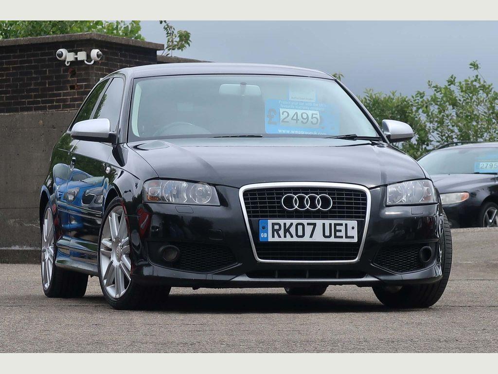 Audi A3 Hatchback 2.0 TDI 3dr