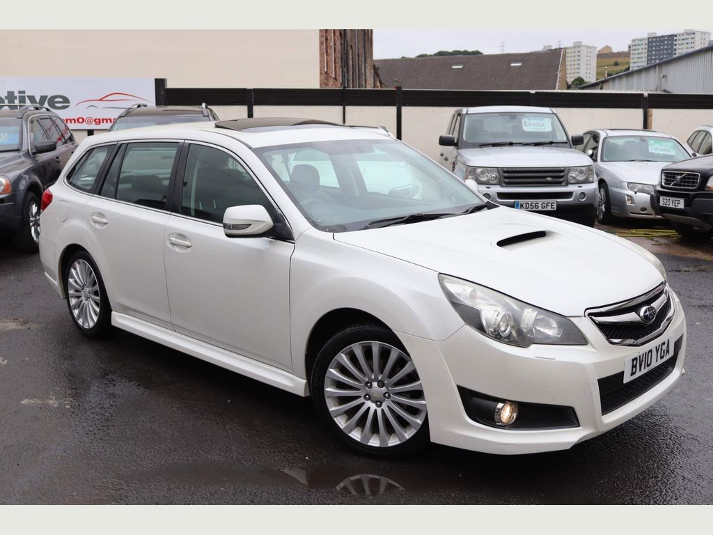 Subaru Legacy Estate 2.0 D SE Sports Tourer 5dr