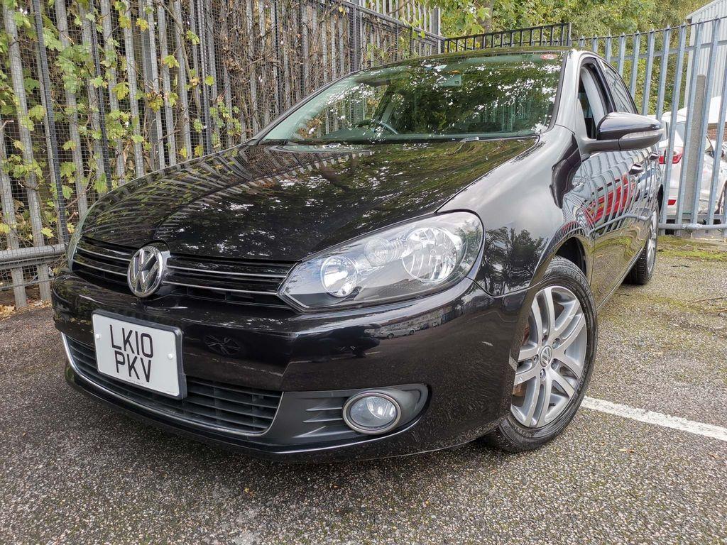 Volkswagen Golf Hatchback 1.4 TSI Match DSG 5dr