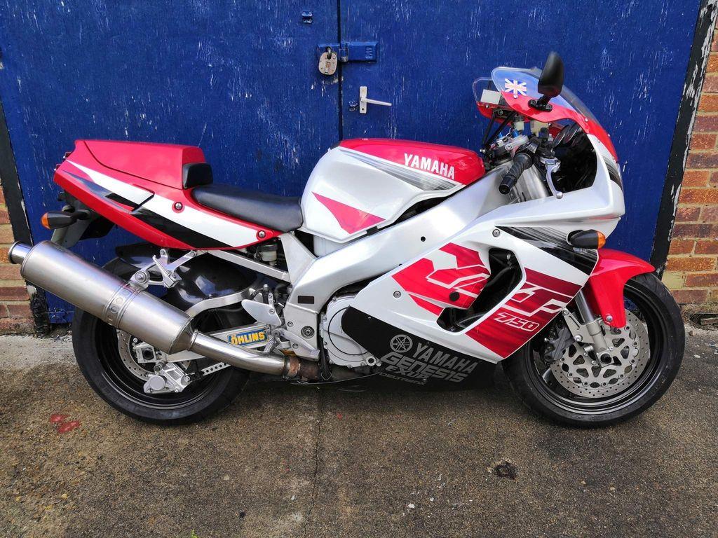 Yamaha YZF750R Sports Tourer