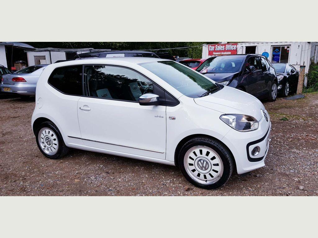 Volkswagen up! Hatchback 1.0 Up! White 3dr