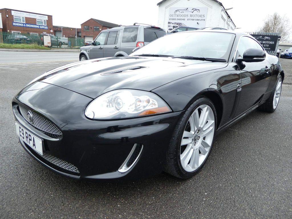 Jaguar XKR Coupe 5.0 Supercharged 2dr