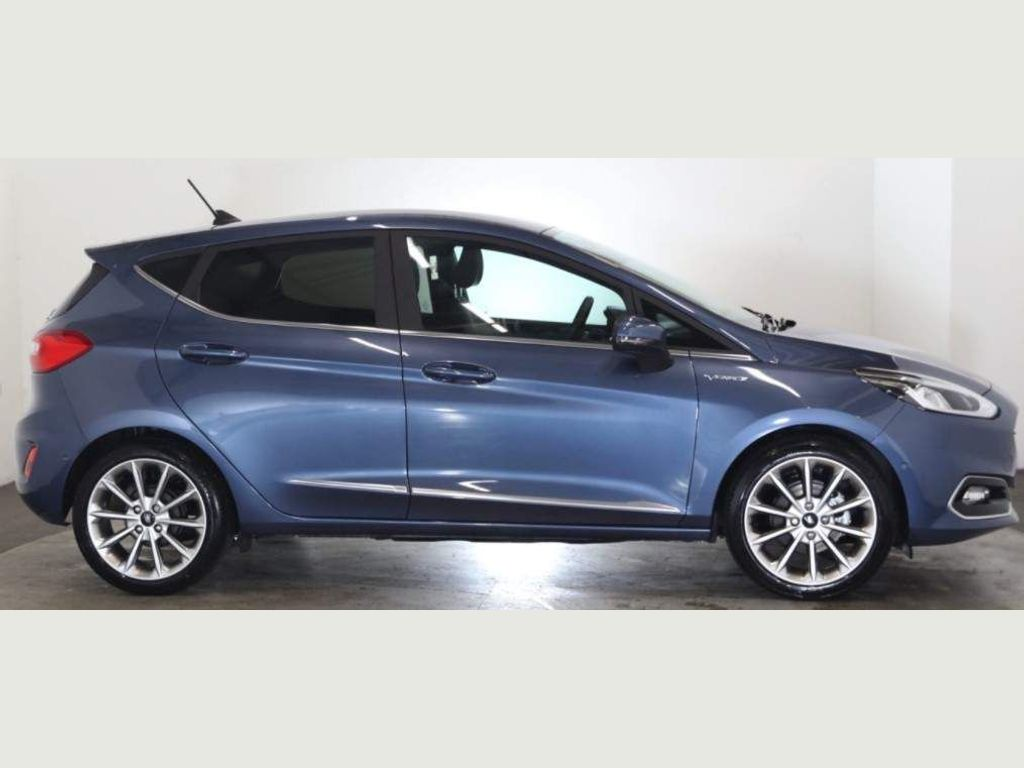Ford Fiesta Hatchback 1.0T EcoBoost MHEV Vignale Edition (s/s) 5dr