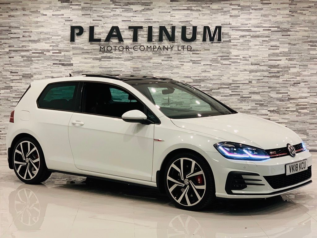 Volkswagen Golf Hatchback 2.0 TSI GTI Performance DSG (s/s) 3dr