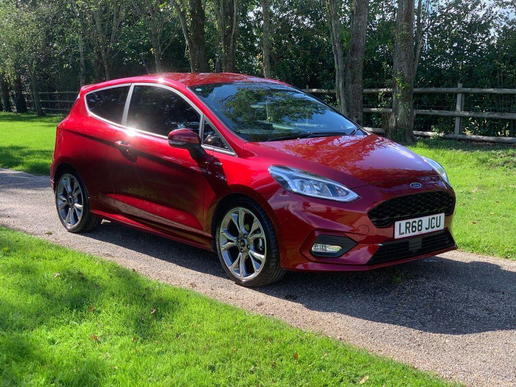Ford Fiesta Hatchback 1.0T EcoBoost ST-Line X (s/s) 3dr