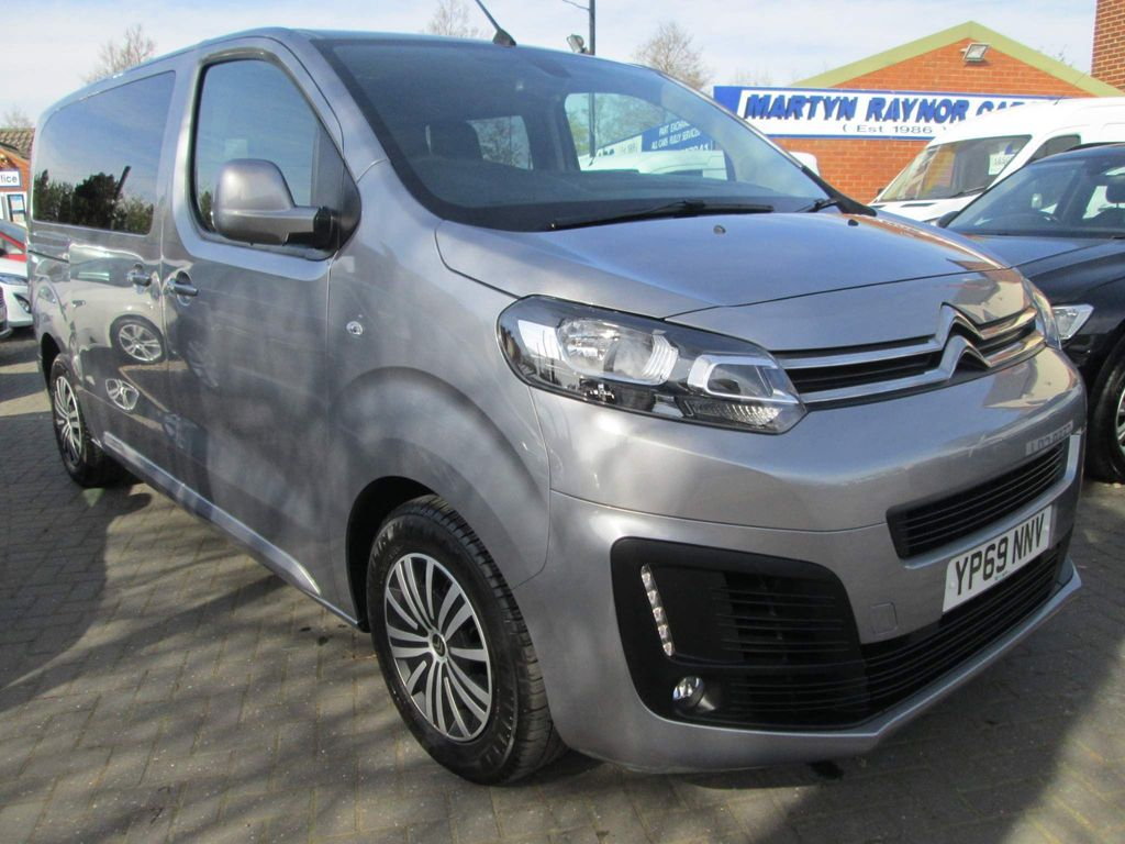 Citroen SpaceTourer MPV 1.5 BlueHDi Business M MWB EU6 (s/s) 5dr