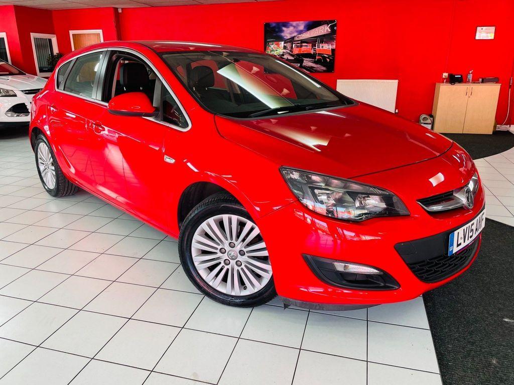Vauxhall Astra Hatchback 1.6 CDTi ecoFLEX Excite (s/s) 5dr