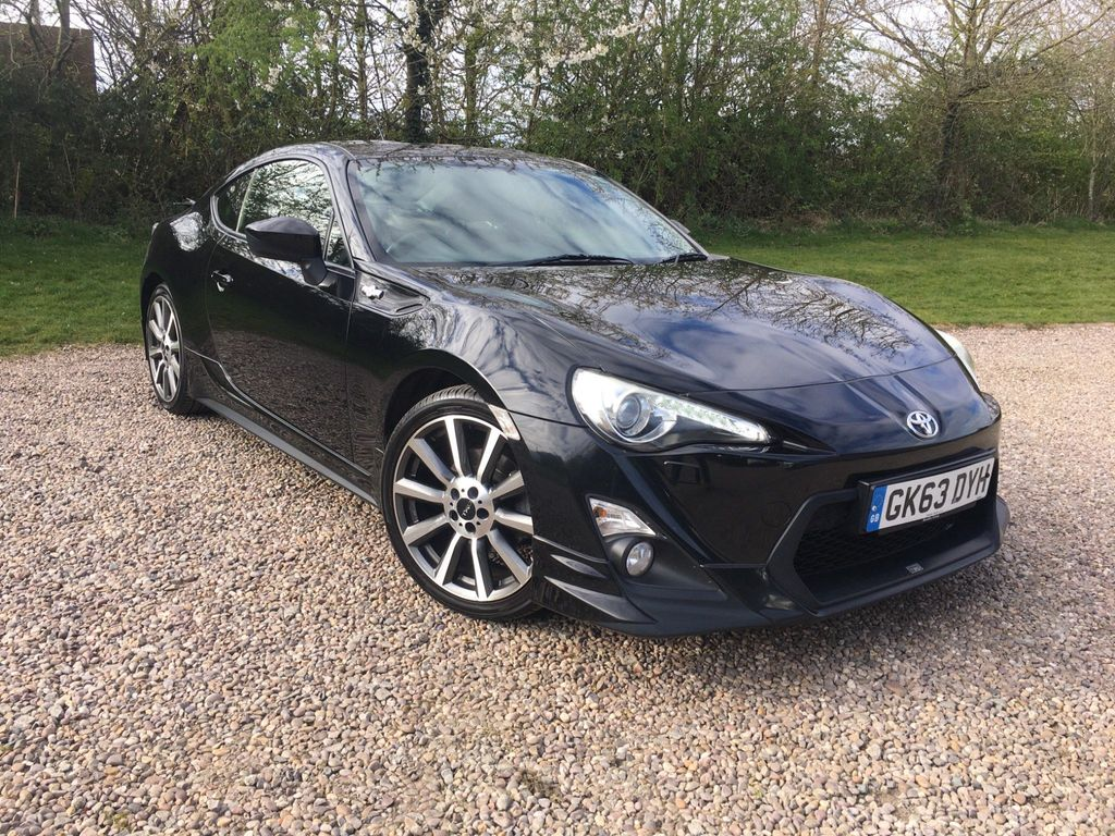 Toyota GT86 Coupe 2.0 D-4S TRD TRD 2dr