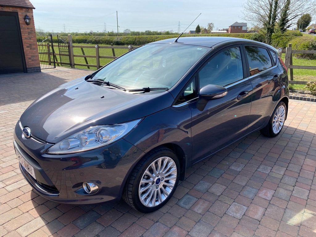 Ford Fiesta Hatchback 1.6 Titanium 5dr