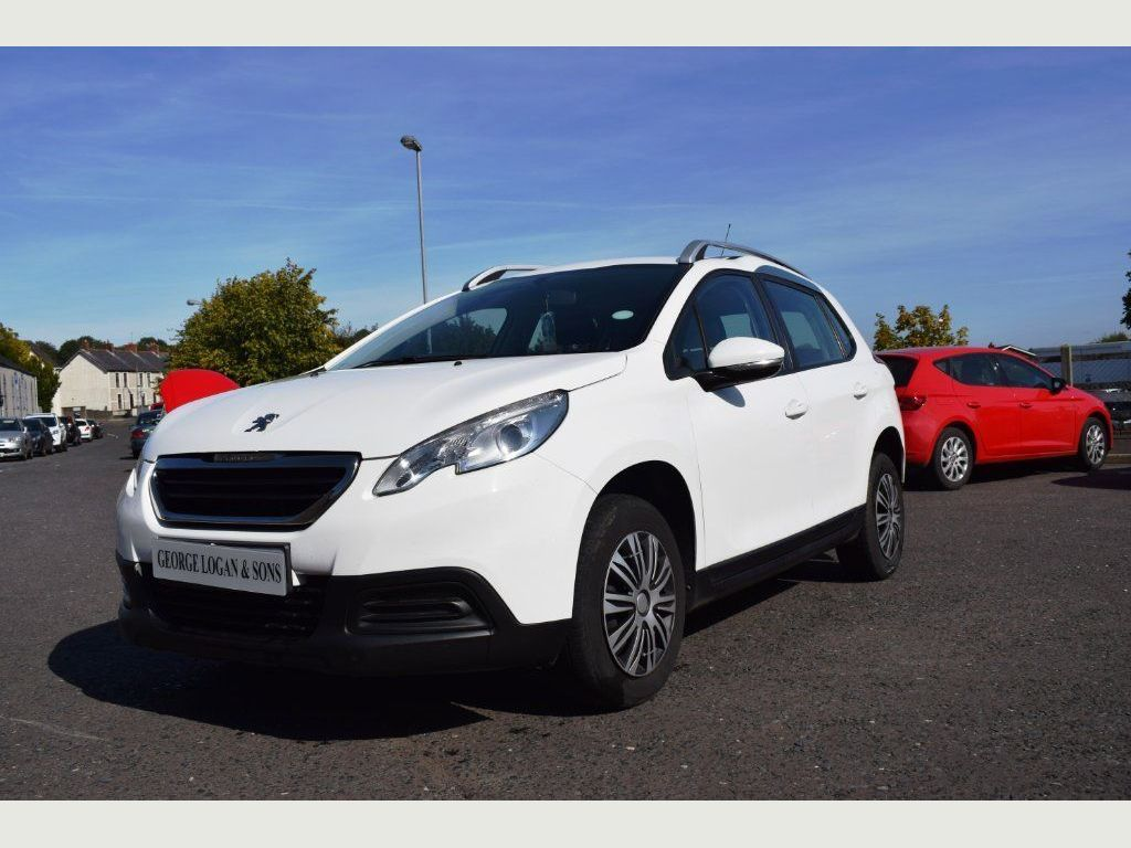 PEUGEOT 2008 SUV 1.4 HDi Access+ 5dr
