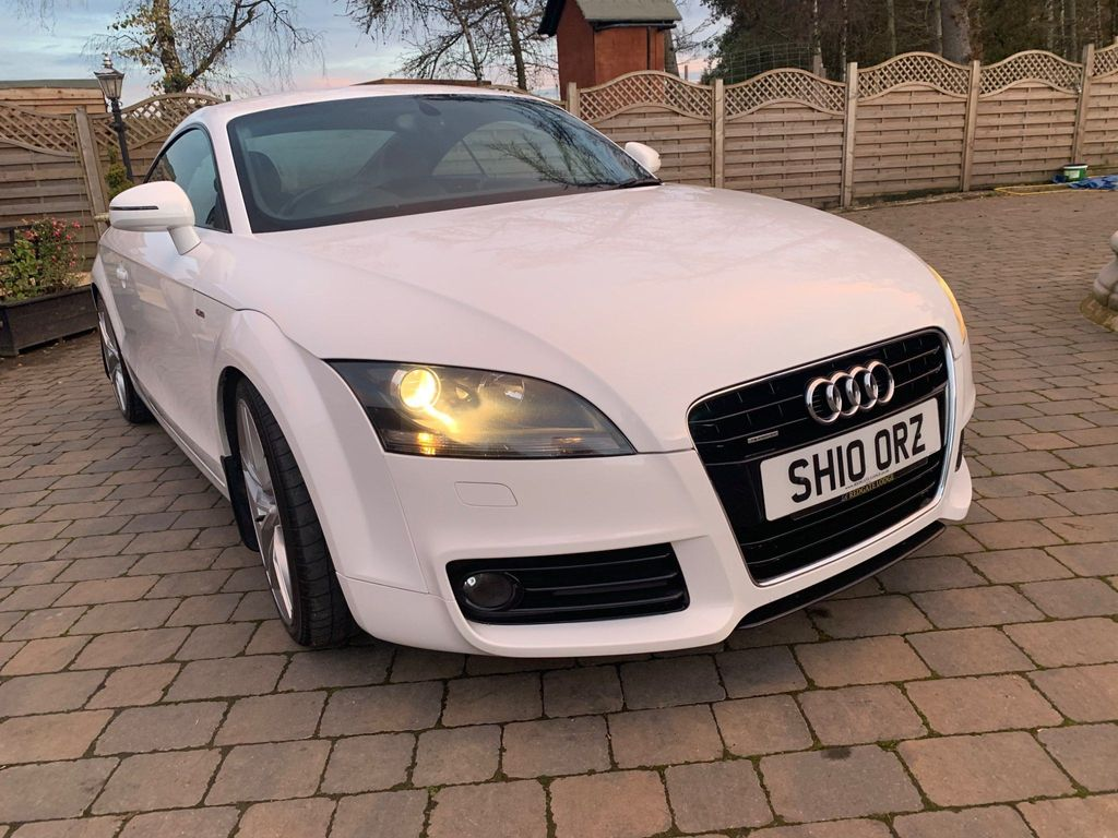 Audi TT Coupe 2.0 TD S line Special Edition 2dr