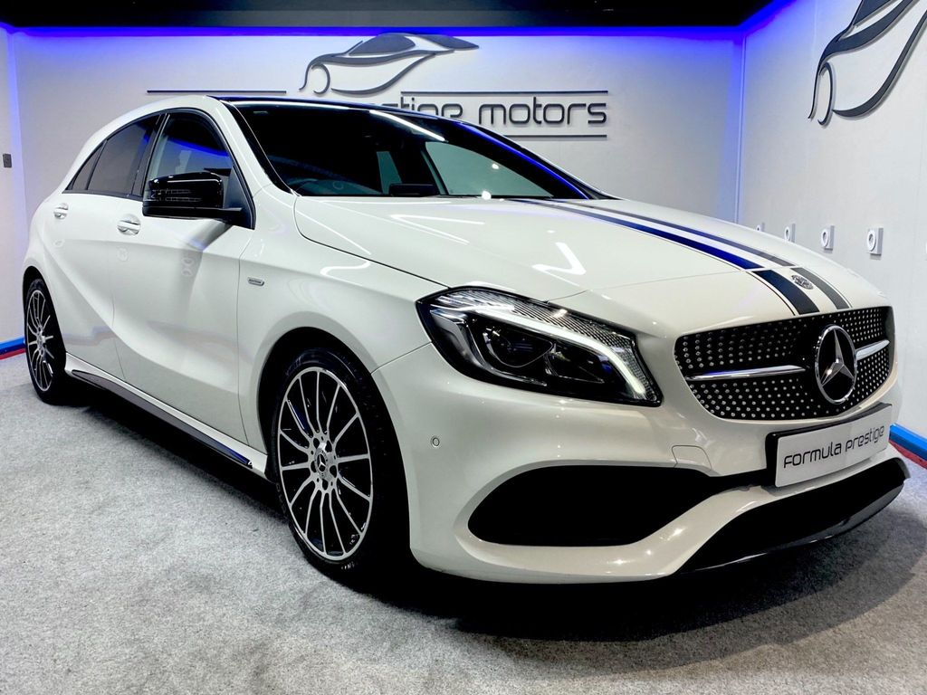 Mercedes-Benz A Class Hatchback 2.1 A200d WhiteArt (Premium Plus) 7G-DCT (s/s) 5dr
