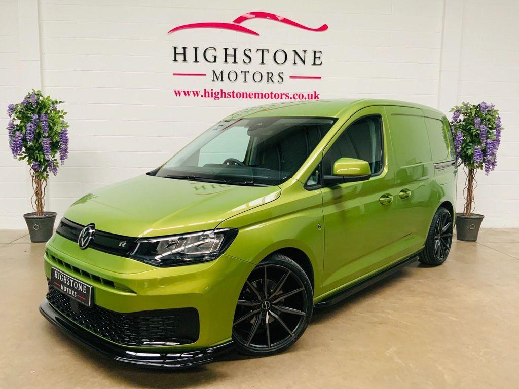 Volkswagen Caddy Panel Van COMMERCE SPORTLINE EDITION R